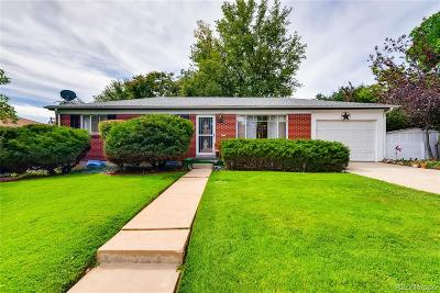 Englewood Single Family Home Active: 3274 West Pimlico Drive