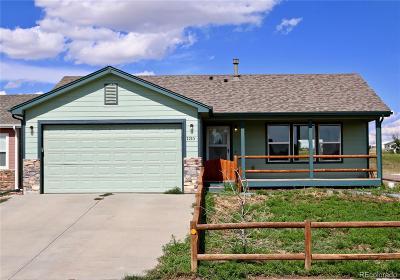 Deer Trail Single Family Home Under Contract: 1210 4th Avenue