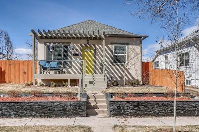 Denver Single Family Home Active: 4975 Knox Court