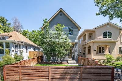 Single Family Home Active: 1214 South Logan Street