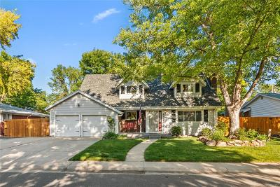 Arvada Single Family Home Under Contract: 6148 Union Street