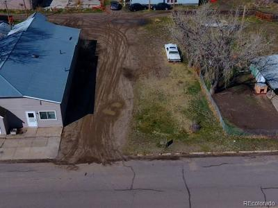 Arapahoe County Residential Lots & Land Active: 627 Second Avenue