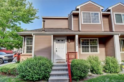 Westminster Condo/Townhouse Under Contract: 12262 East Bannock Circle #D