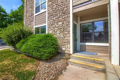 Littleton Condo/Townhouse Active: 8376 South Upham Way