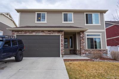 Fountain Single Family Home Active: 9315 Castle Oaks Drive