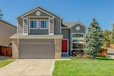 Highlands Ranch Single Family Home Active: 10351 Hyacinth Street