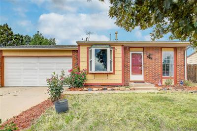 Denver Single Family Home Active: 5169 Durham Court