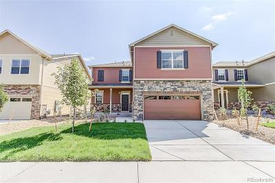 Castle Rock Single Family Home Active: 2064 Shadow Rider Circle