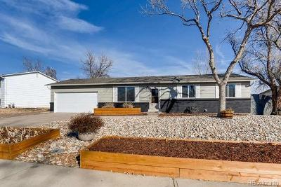 Aurora Single Family Home Active: 3054 South Laredo Circle