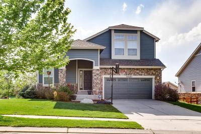 Broomfield County Single Family Home Active: 14601 Prairie Sky Lane