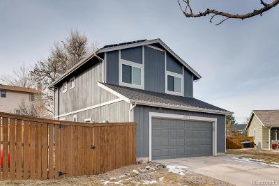 Highlands Ranch Single Family Home Under Contract: 8961 Winrock Street