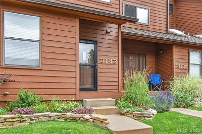 Boulder CO Condo/Townhouse Active: $525,000