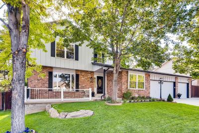 Englewood Single Family Home Active: 6147 South Iola Way