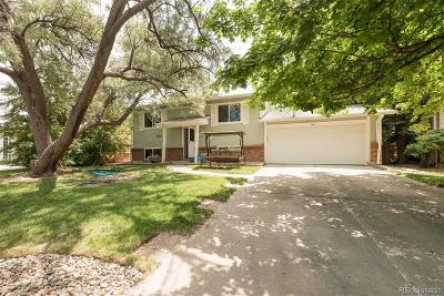 Westminster Single Family Home Active: 9176 West 89th Court
