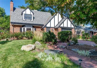 Single Family Home Under Contract: 743 Krameria Street
