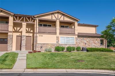 Littleton Condo/Townhouse Active: 9795 West Freiburg Drive #F