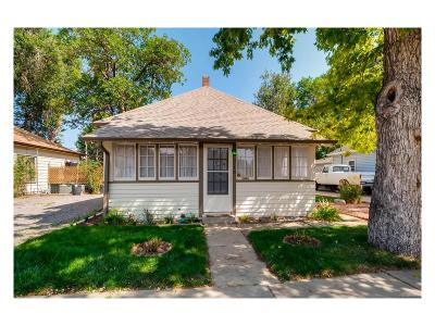 Single Family Home Under Contract: 5716 Saulsbury Street