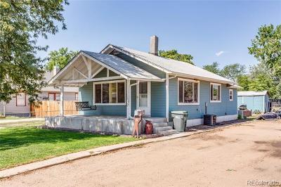 Fort Lupton Single Family Home Active: 247 7th Street