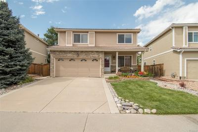 Highlands Ranch Single Family Home Active: 4727 Hunterwood Drive