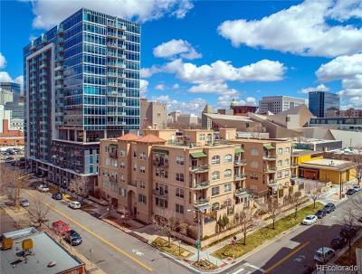 Denver Condo/Townhouse Active: 1200 Cherokee Street #102