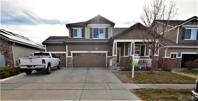 Commerce City Single Family Home Under Contract: 16064 East 107th Place