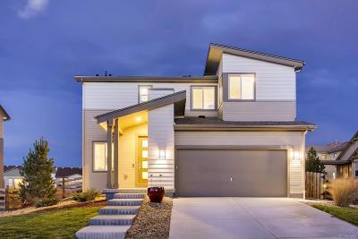 Commerce City Single Family Home Active: 11062 Telluride Street