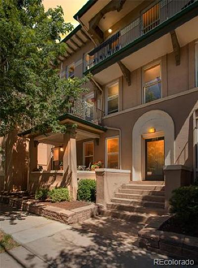 Denver Condo/Townhouse Active: 401 East 11th Avenue #10