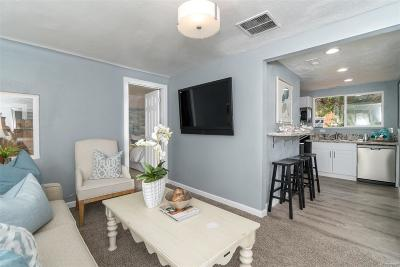 Colfax Ave, East Colfax Single Family Home Active: 1760 Trenton Street