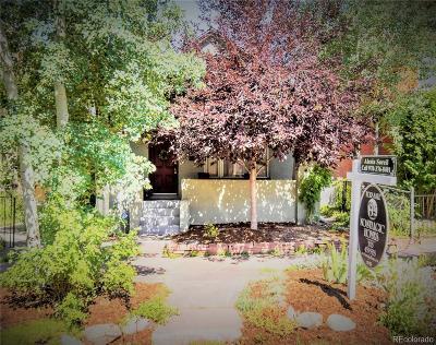 Denver Single Family Home Active: 2318 North Ogden Street