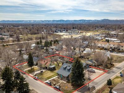 Lakewood Residential Lots & Land Active: 1275 Ames Street