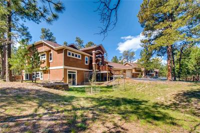 Colorado Springs Single Family Home Active: 10805 Hat Creek Place