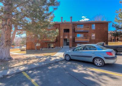 Lakewood Condo/Townhouse Under Contract: 331 Wright Street #208