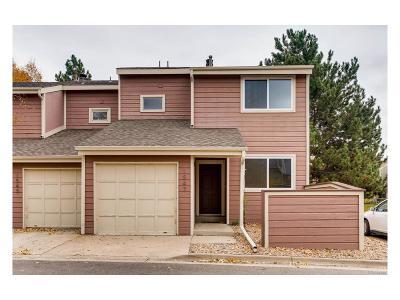 Boulder Condo/Townhouse Under Contract: 1547 Harrison Avenue