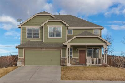 Castle Rock Single Family Home Under Contract: 5525 East Monument Drive