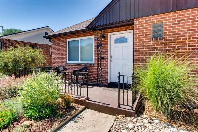 Denver Single Family Home Active: 3021 Oneida Street