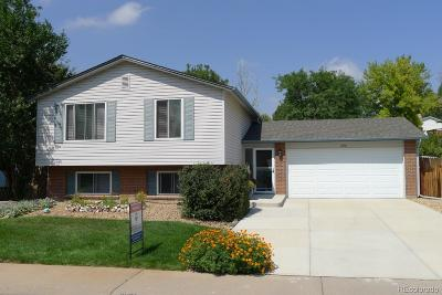 Single Family Home Under Contract: 4491 South Cole Way