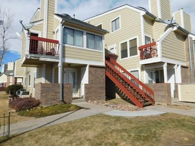 Aurora Condo/Townhouse Active: 14561 East Ford Place #20