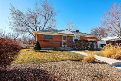 Northglenn Single Family Home Active: 240 East 106th Avenue