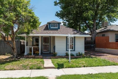 Englewood Single Family Home Active: 3120 South Washington Street