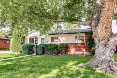 Single Family Home Under Contract: 6826 Newcombe Street