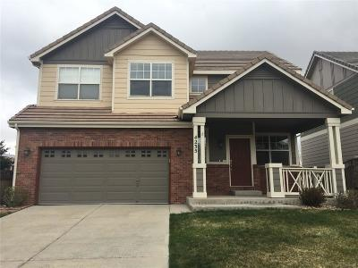 Meadows, The Meadows Single Family Home Under Contract: 4235 Miners Candle Place