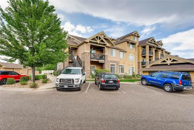 Littleton Condo/Townhouse Active: 10052 West Ute Place #105