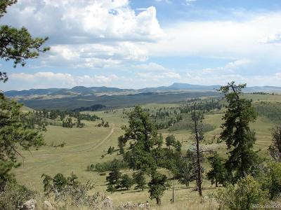 Park County Residential Lots & Land Active: Kansa Road