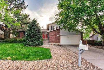 Aurora, Denver Single Family Home Active: 1725 South Newark Court