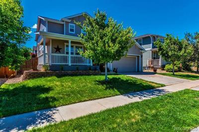 Brighton Single Family Home Active: 453 North 48th Avenue