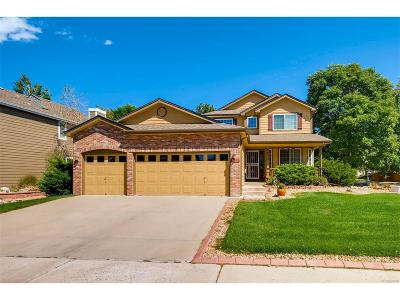 Highlands Ranch CO Single Family Home Active: $559,000