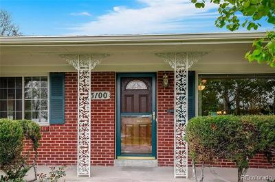 Englewood Single Family Home Under Contract: 3100 South Gilpin Street