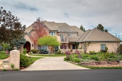 Littleton Single Family Home Under Contract: 6955 South Polo Ridge Drive