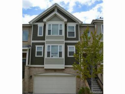 Denver CO Condo/Townhouse Sold: $280,500