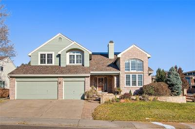 Highlands Ranch Single Family Home Active: 8980 Green Meadows Drive